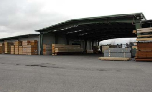 Prevádzkový objekt / sídlo neďaleko obce 2425 Nikel , cca 60.000 m² , Nákup (Objekt Nr. 050/00685)